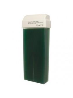 Cire cartouche 100 ml verte chloro