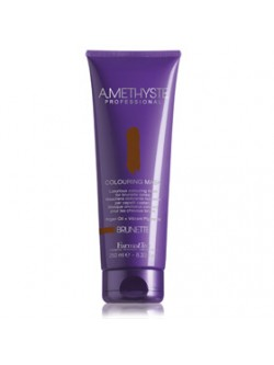 AMETHYSTE Masque de coloration BRUNETTE 250 ML