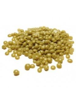 Cire verte chloro peaux sensibles 1kg