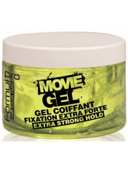 GEL COIFFANT PRO POT 750ML SALON Gel fixant fort