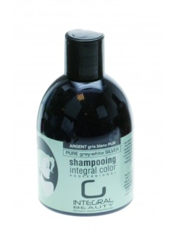 shampooing colorant gris pure blanc 250 ml - Shampoing Colorant Rouge