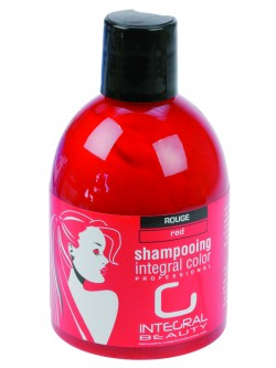Shampooing colorant Rouge 250 ml