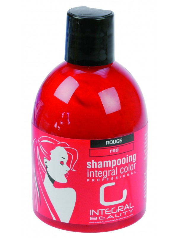shampooing colorant rouge 250 ml - Shampoing Colorant Rouge